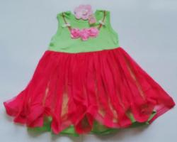 Dress Pesta Baby / Party Dress Baby Brand Mi angel