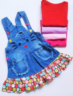 DRESS JEANS BABY BRAND FANNY BABY PREMIUM QUALITY BABY CLOTHING