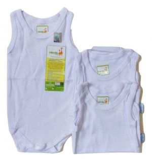 3PCS Jumper Vlvet Baby Bayi 0 sd 2 Th Plain - SNI STANDART