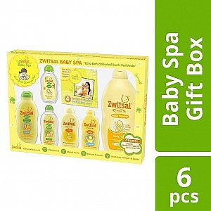 Zwitsal Baby Spa Gift Pack Box - Bubble Wrap - 21146024