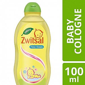 Zwitsal Cologne Parfume Baby Bayi Floral Kisses - 100ml