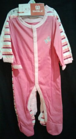 Dimple Baby Sleepingwear for Girls