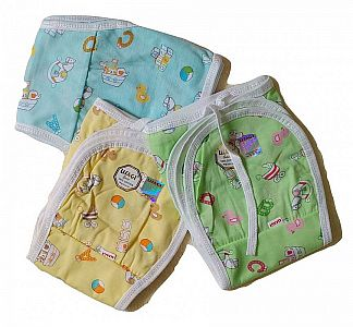 6pcs Popok Baby Kain Usagi Animal SNI Stndart